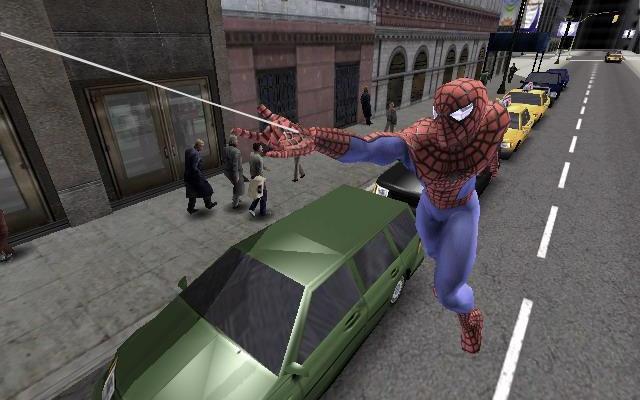 Spider Man 2 Ps2 Insert Memory Card